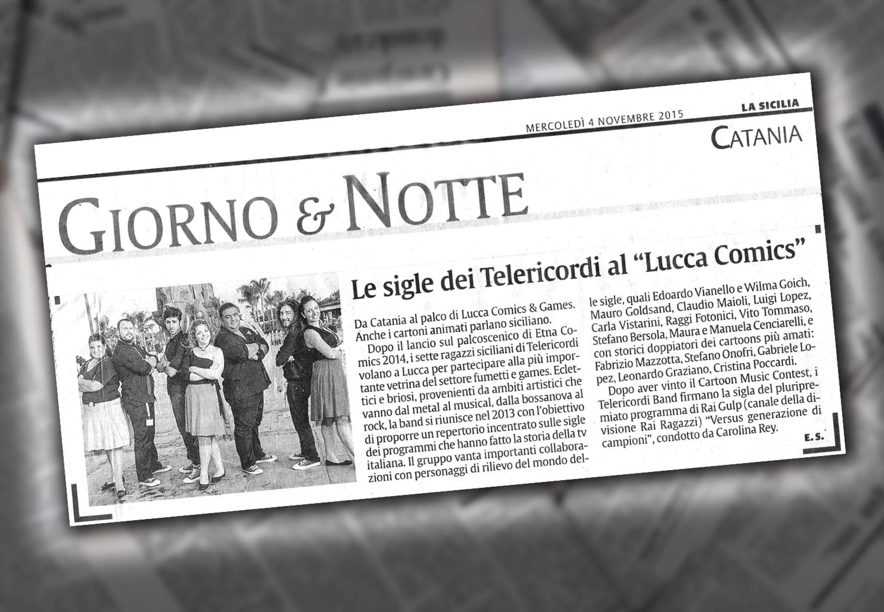 la sicilia giornale